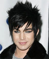 Adam Lambert - Short Straight Hairstyle
